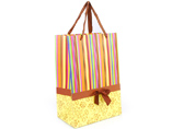 Printed Gift Packaging Paper Bag