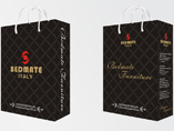 Custom Branded Paper Bag For Clothes
