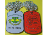 High Quality Soft Enamel Dog Tag