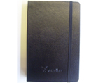 PU Leather Business Notebook Diary With Elastic Ban