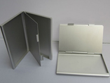 Custom Aluminum Business Card Case