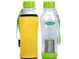 High Quality Plastic Water Bottle With Belt And Str