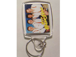 Rectangle Gift Acrylic Key Chain