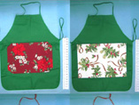 100 percent Cotton Apron For Sale