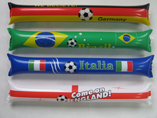 Inflatable Cheering Sticks For Football Fans Gift