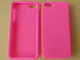 Silicone iPhone Cover For Promotion