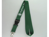 Promotional Bespoke Lanyard Strip With Metal Hook