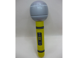 Eco-friendly PVC Inflatable Microphone