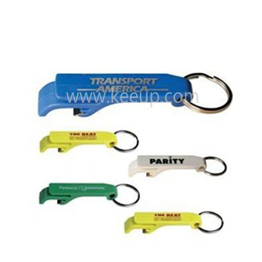Bottle Opener Keyring With LOGO