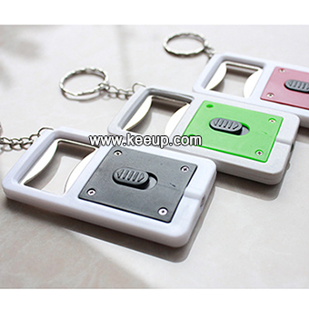 Promo Gifts LED Bottle Opener Keychains