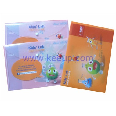 logo Printed File Folders