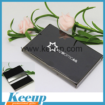 Customized Staninless Steel Credit Card Holder