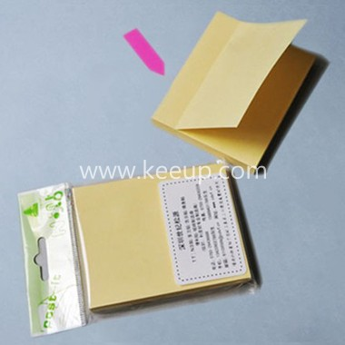 Cheap advertising sticky notes holder