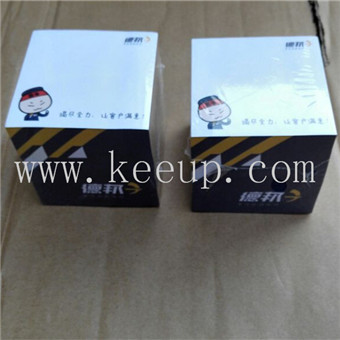 Promotional Printed 4 sides with different printing Paper Sticky Memo cube