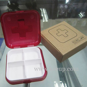 Hot Selling Customized Pillbox