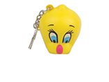 customized PU cartoon stress ball keychain for prom