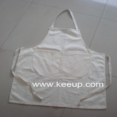 Promotional Cotton White Aprons from China