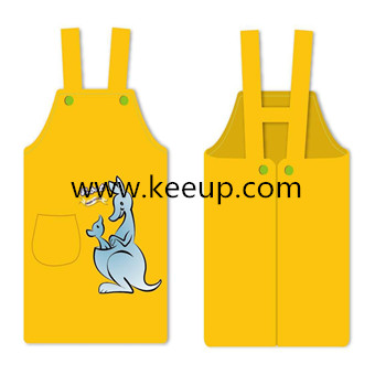 Customized top quality promotional apron