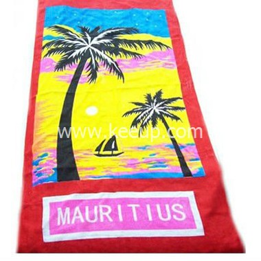 Cotton Beach Towel Manufacturer