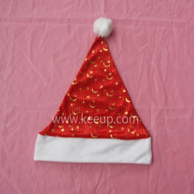 Cheap Non Woven Christmas Hat