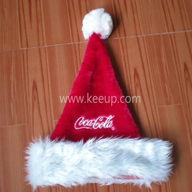 Plush Christmas Hats