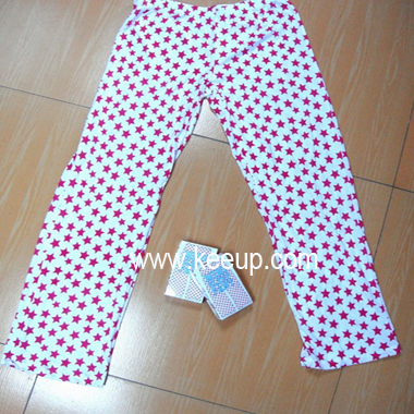 Cotton Compressed Pants for Promotion