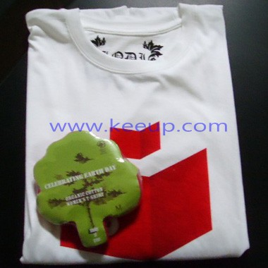 Promotional Tree Style Compress T-shirts