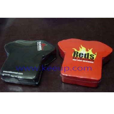 Promotional clothes shape Compressed T-shirts