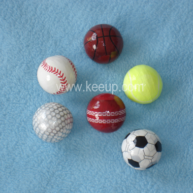 Football Shaped Compressed Towel for Gift