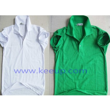 Advertising Jersey polo shirt