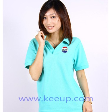 Customized Printed Cotton Polo Shirts