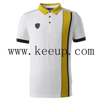 Custom color combination sports polo shirt