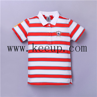 Custom sublimated polo t shirt with color combination