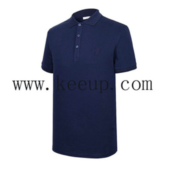 Fashion Slim Fit 100% Cotton Golf Polo Shirt for Outdoor advertising