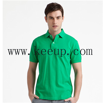 Shenzhen High quality summer men casual style color custom mens polo shirt