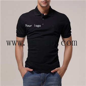 Summer hottest AD 100% high quality sport polo t-shirt polo