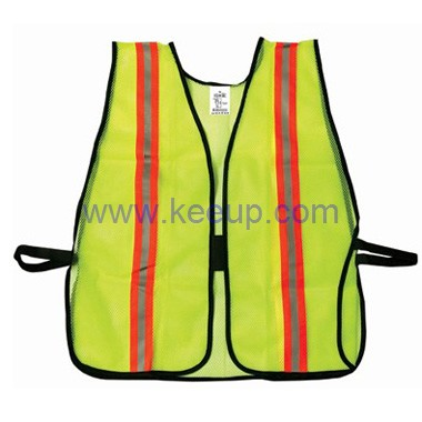 Fluorescent Lime Reflective Clothes