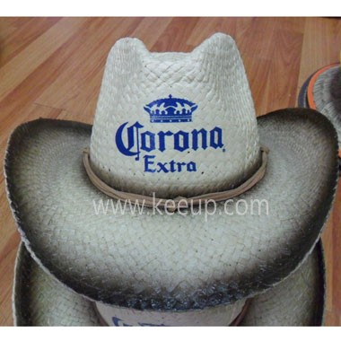 6cc817707bc Wholesale Custom Logo Paper Straw Cowboy Hats,Promotional Gifts ...