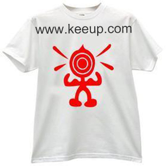 Custom group advertising t-shirt