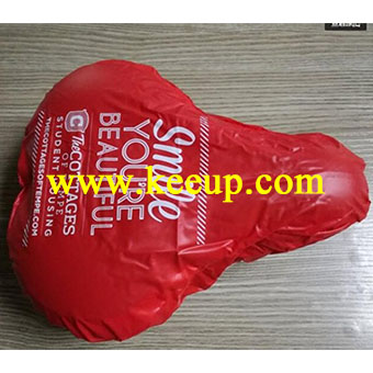0.15mm thickness PVC bicycle seat cover