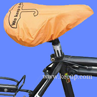 Bicycle Seat Cover with Your Logo