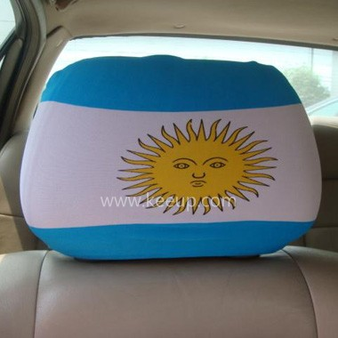 Auto Car Headrest Cover