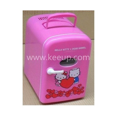 Promotional gift car refrigerator