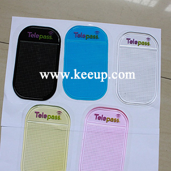 Customized Non Slip PU Pad for Phone in Car