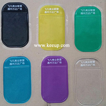 Non slip pad, sticky mat, dashboard stickers for car