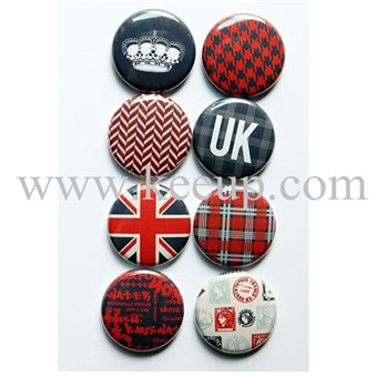 Cheap Promotional Badges Pin Badge Round Button Badges