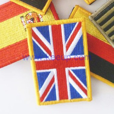 Promotioanl Embroidery Badges