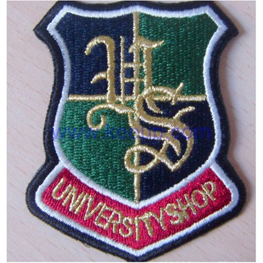 Wholesale Embroidered Patches