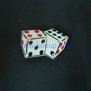 Dice Flashing Badges wholesale