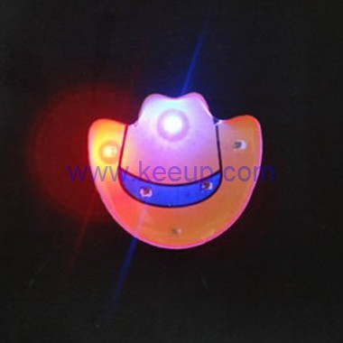 Promotional LED light Badges